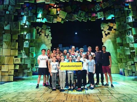 Matilda the Musical-London is Open