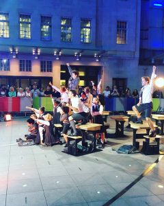 Matilda the Musical on The One Show