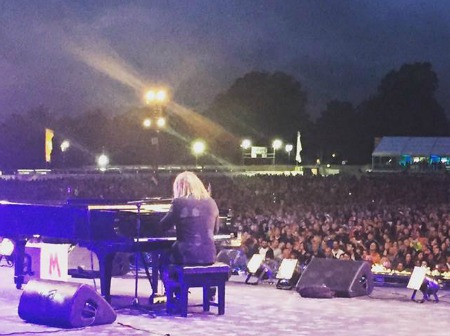 Matilda the Musical- Tim Minchin at proms in the park