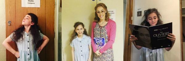 Matilda the Musical-Evie, Lizzie and Lara