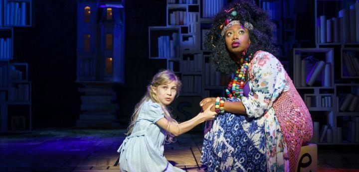 Matilda london cast 2019 celebrity