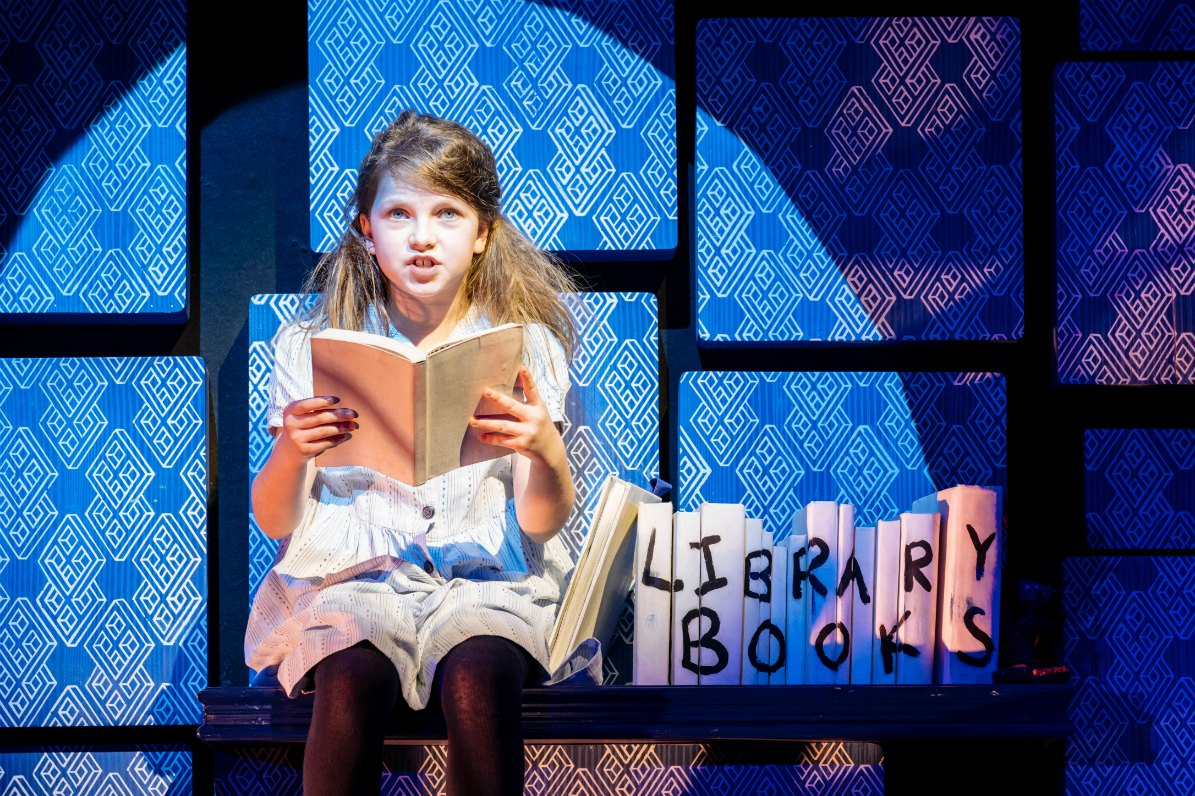 Matilda the musical all our matildas - Bristol hippodrome box office opening hours ...