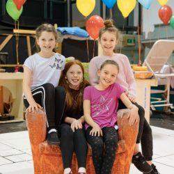 New Matildas March 2018- Matilda The Musical London