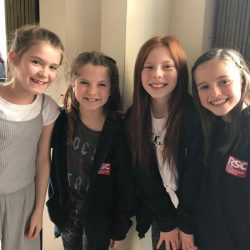Meet The Matildas - Lily Mae, Sara, Savannah and Olivia