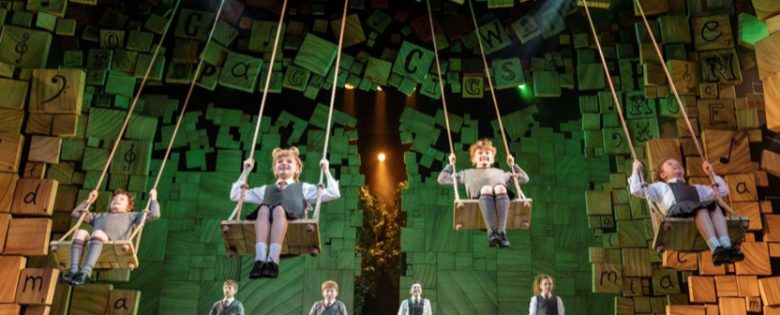 History of the show | Matilda The Musical Tour