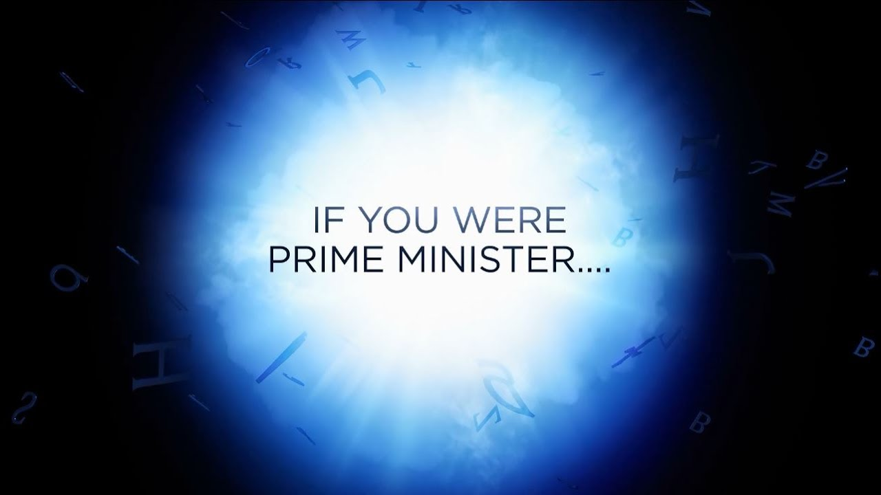 Short essay on If I Were the Prime Minister